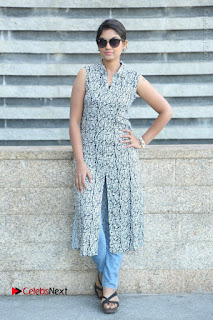 Telugu Television Actress Karuna Latest Pos In Denium Jeans  0081.JPG