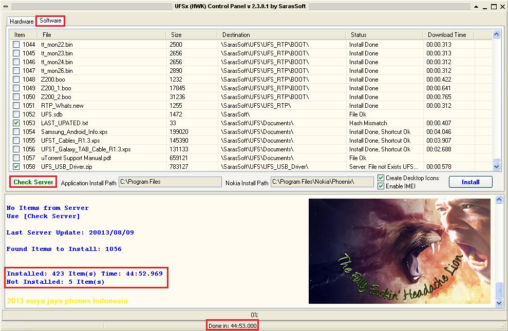 tornado ufs3 driver free download