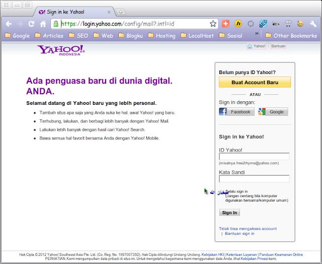 Yahoo Mail Login.html | Autos Weblog