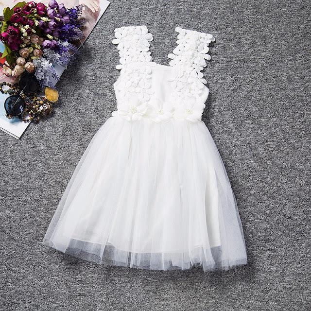 Vestido, vestido infantil, vestido de festa, vestido infantil de festa, loja infantil, comprar vestido infantil, blog materni, roupa infantil, kids, vestido branco