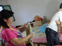Kisah Wanita Yang Rawat Mantan Suami bersama Suami Barunya