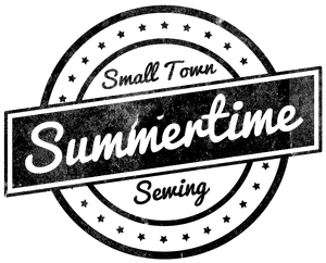 Paisley Roots: Small Town Summertime Sewing