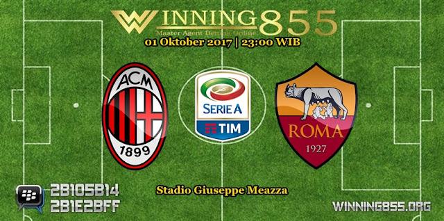 Prediksi Skor Milan vs Roma