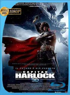 Capitán Harlock Pirata Del Espacio 2013 HD [1080p] Latino [Mega]dizonHD
