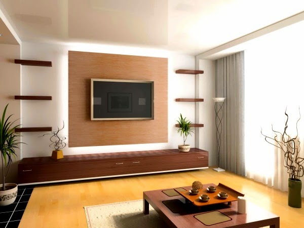 Stunning Floating Wall Shelves Decorating Ideas Images ...