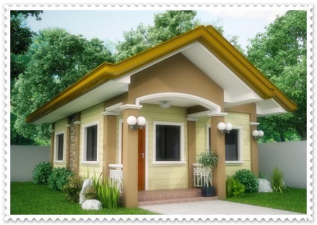 gambar rumah minimalis sederhana pedesaan