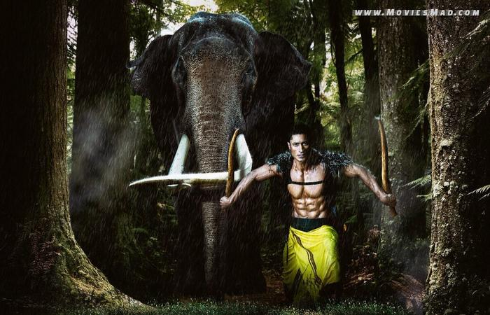Vidyut Jammwal's Junglee First Look