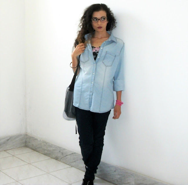 Back to school? Back to school casual look by Valentina Chirico easy fashion
