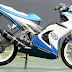 Gambar Modifikasi Motor Yamaha Vega R Paling Keren