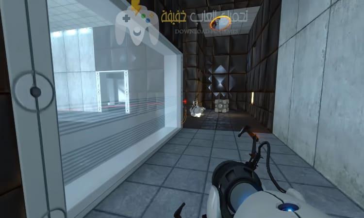 تحميل لعبة Portal 1