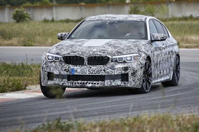 Η νέα BMW M5 με M xDrive