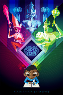 Sanjay s Super Team หนังแอนิเมชั่นสั้นของ Pixar ฉายปะหัว The Good Dinosaur