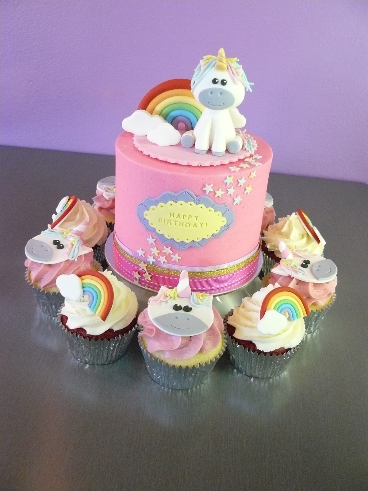 The Cup Cake Taste Brisbane Cupcakes Unicorn Cupcakes