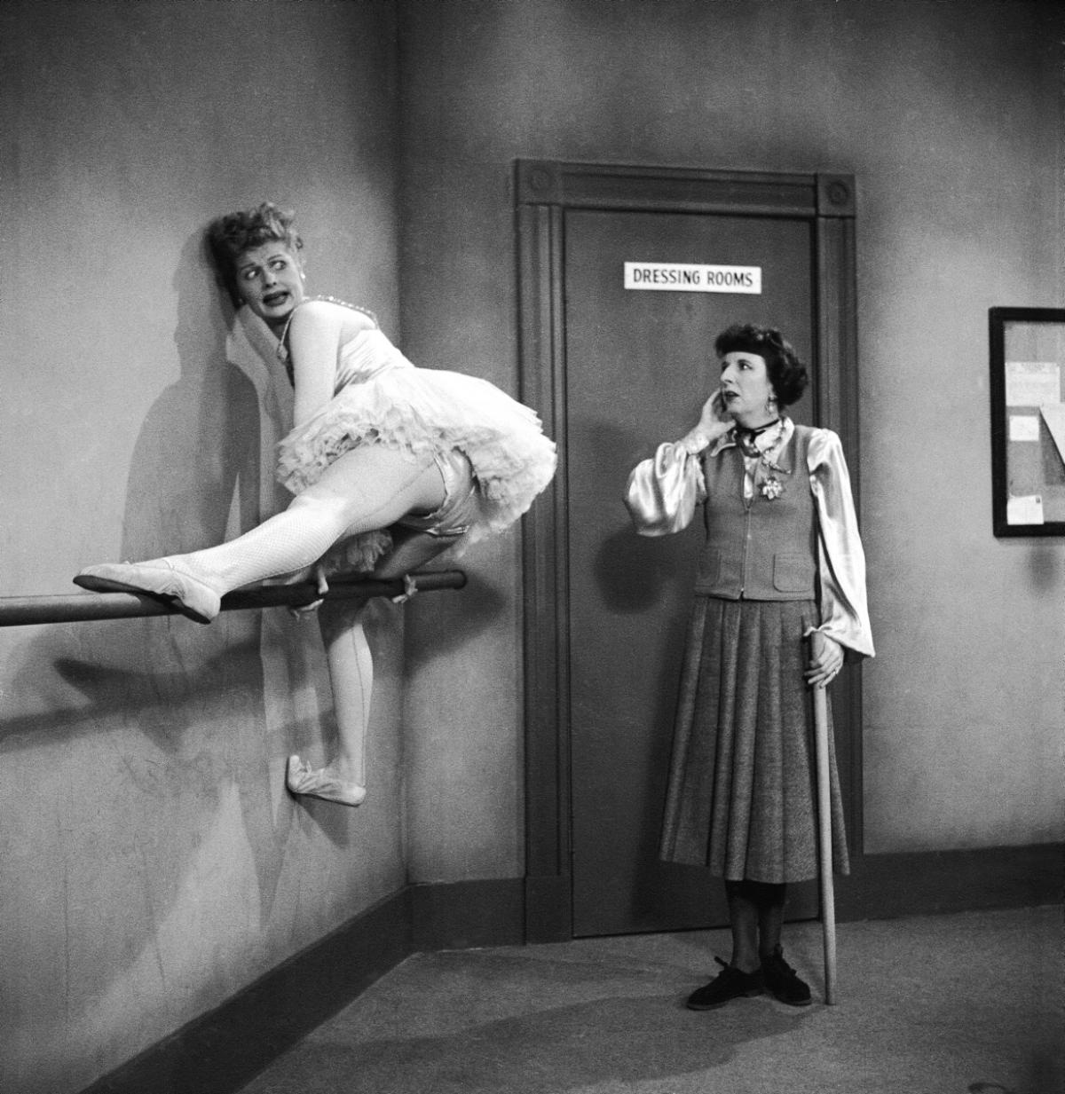 "The Funniest Scenes From ""I Love Lucy – The Ballet"" (1952)"