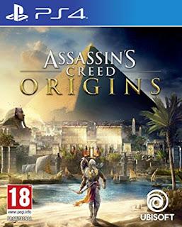 Assassin's Creed Origins PS4 PKG 5.05