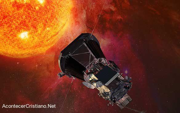 Sonda Solar Parker de la NASA