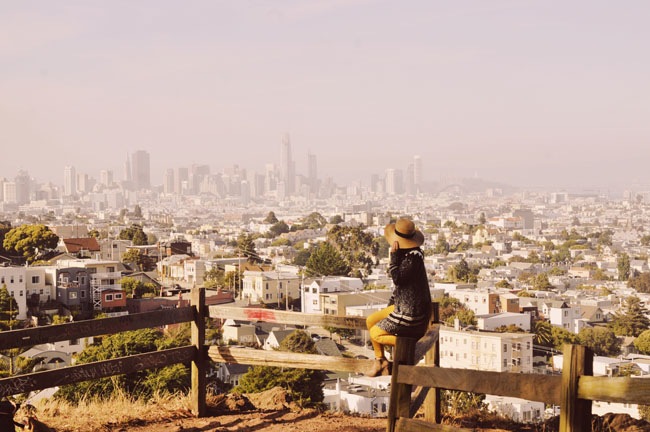free things to do in San Francisco billy goat hill