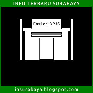 Alamat-Kode Faskes Dokter Umum dan Gigi BPJS Surabaya