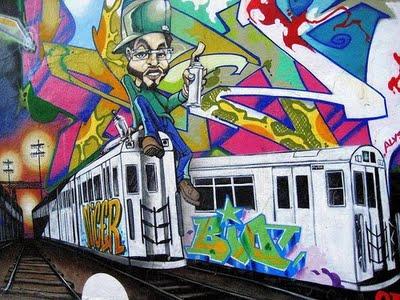 Graffiti Alphabets Letter L  Buchstabe L  Letra L