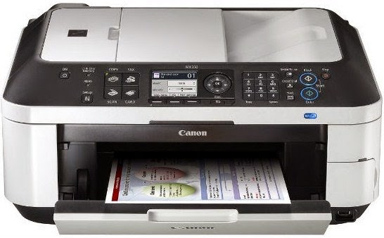 Canon PIXMA MX320 Printer Drivers (2019)