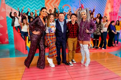 Helen, Maisa, Raul, Oscar e Gloria (Foto: Gabriel Cardoso)
