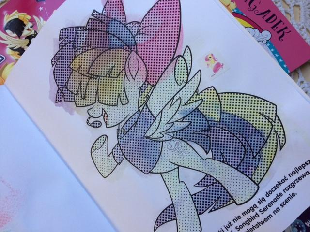 kolorowanka my little pony