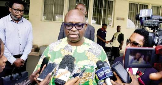 Fayose Charged With Fraud By EFCC, Moved To Lagos