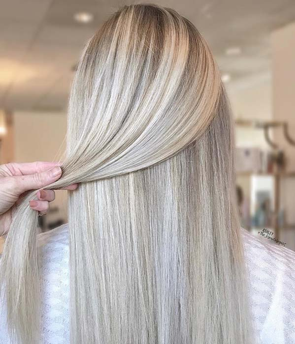 23+ Amazing Blonde Highlights Ideas that Are Great For Summer 2019