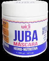 Onde encontrar Máscara Juba Widi Care - onde comprar
