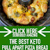 The Best Keto Pull Apart Pizza Bread