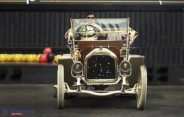 HUT Museum Angkut Jalankan Roadster Buick Model 10 Touring Double 1910 Tonneau