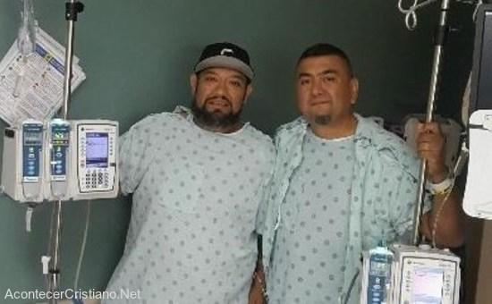 Pastor dona uno de sus riñones