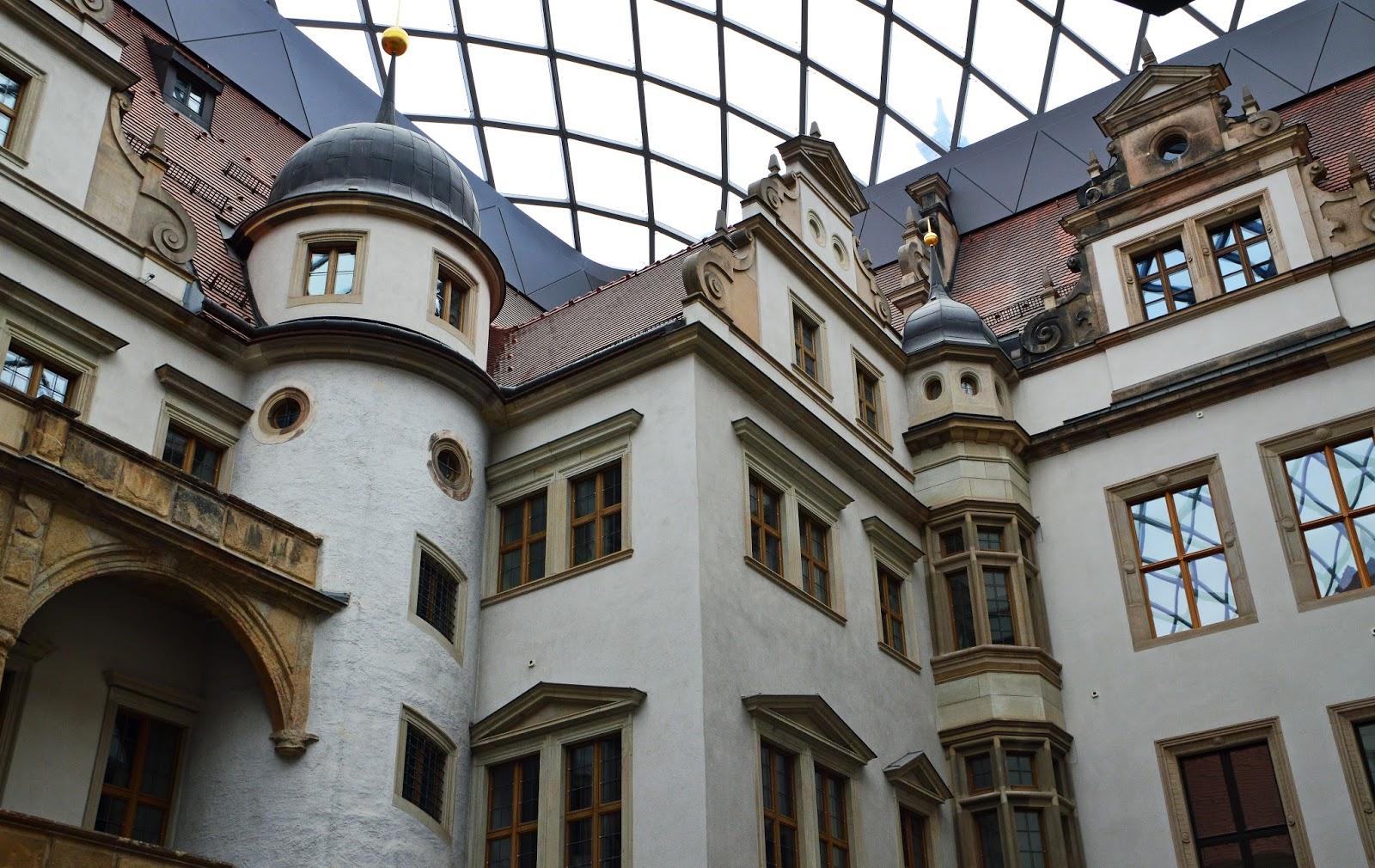 Drezno Zamek Królewski
