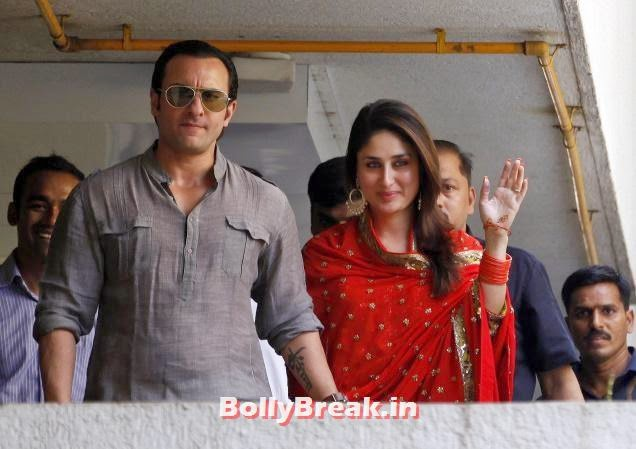 Kareena Kapoor married Saif Ali Khan in the year 2012 after breaking up with boyfriend Shahid Kapoor, Kapoor Family Pics, Kapoor Family Chain, Origin, Caste, Family Tree - Nanda, Jain
