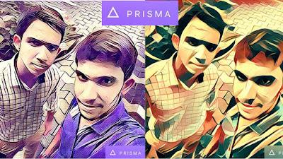 Game Photo Editor Prisma