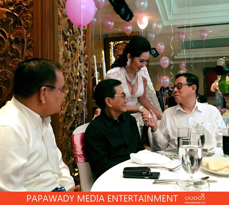 Moe Yu San Birthday Dinner Album 1