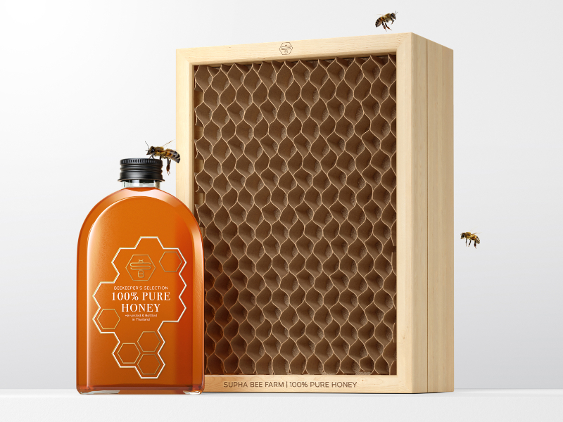 Supha Bee Farm Honey
