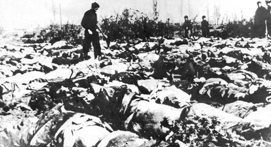 το Στυγερό Έγκλημα των Γερμανών Ναζί στα Καλάβρυτα 1