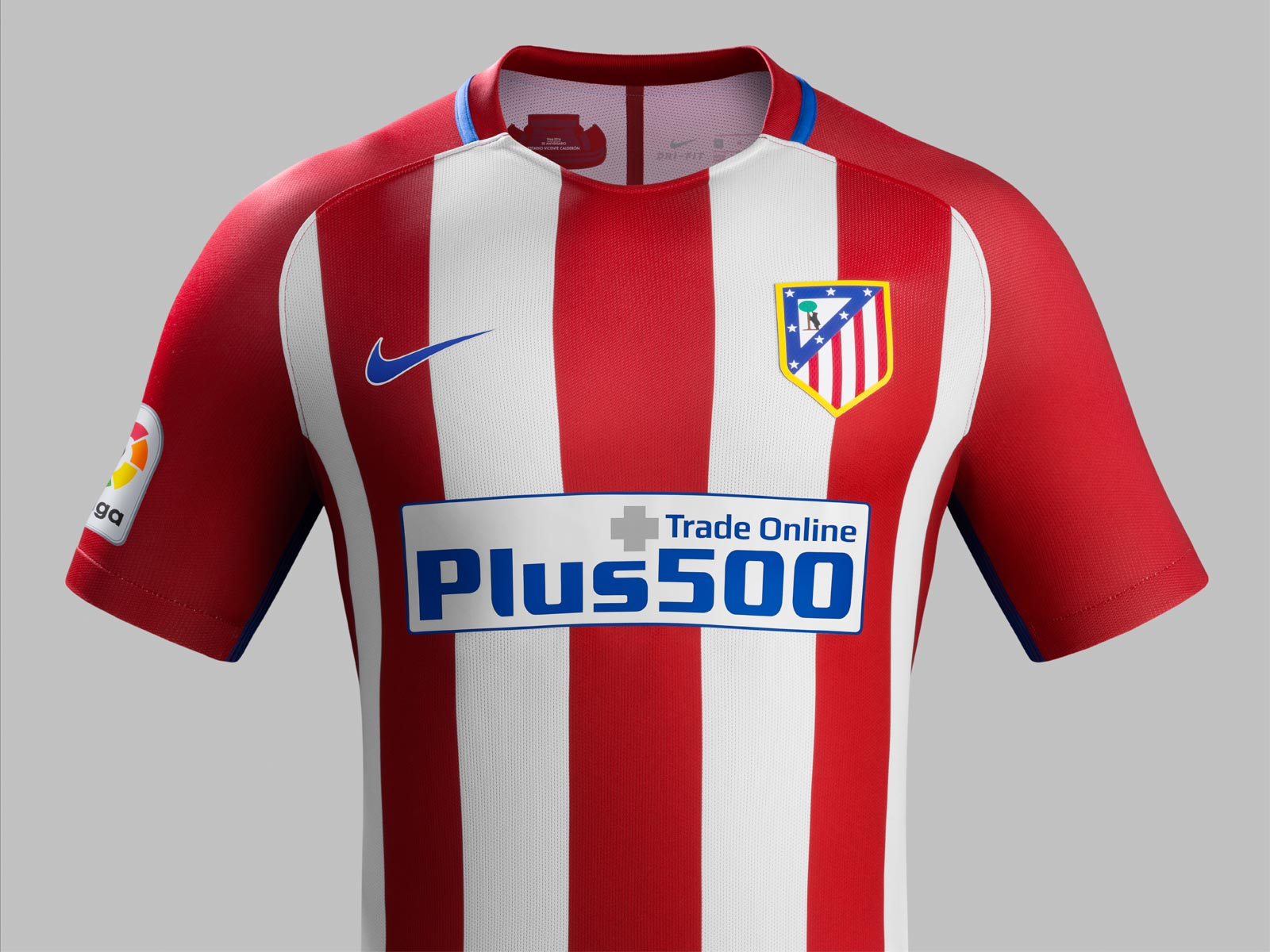 Image result for atletico madrid shirt
