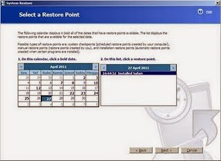 Memperbaiki File System Windows XP yang Corrupt