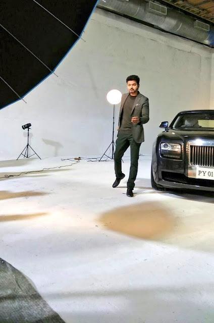 Vijay Thalapathy 62 Picture