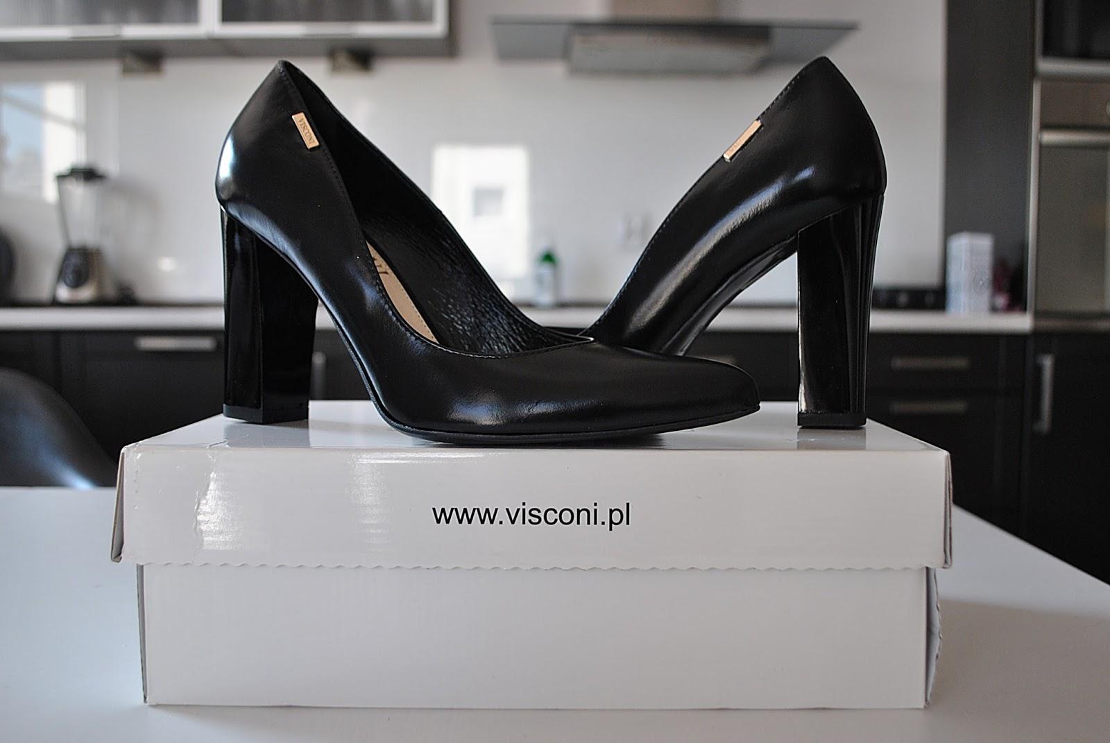 obuwie marki Visconi.