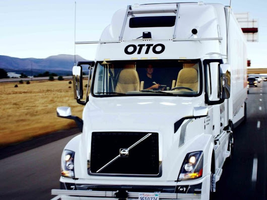 Waymo vs Otto, or, the Google vs Uber proxy fight