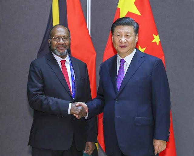 Vanuatu-China Menandatangani MoU Kerjasama