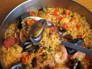 Masakan Spanyol