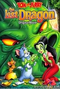 Pelicula Tom y Jerry el Dragón Desaparecido