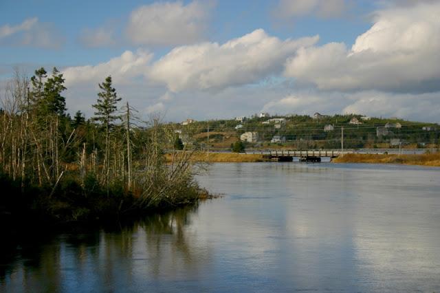 Three Fathom Harbour, Rails to Trails N.S. photo by Minaz Jantz