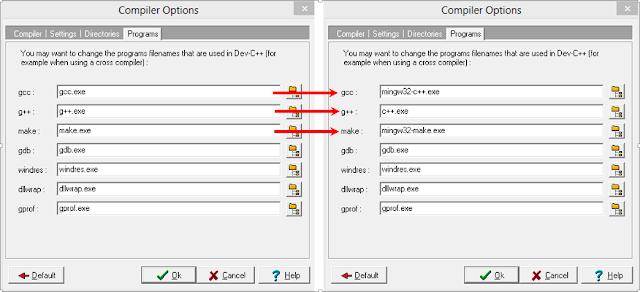 G++ Compiler Dev C++
