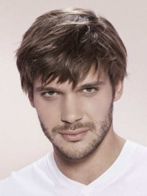 Hairstyle Review and Pictures: Choppy Haircuts For Mens ...