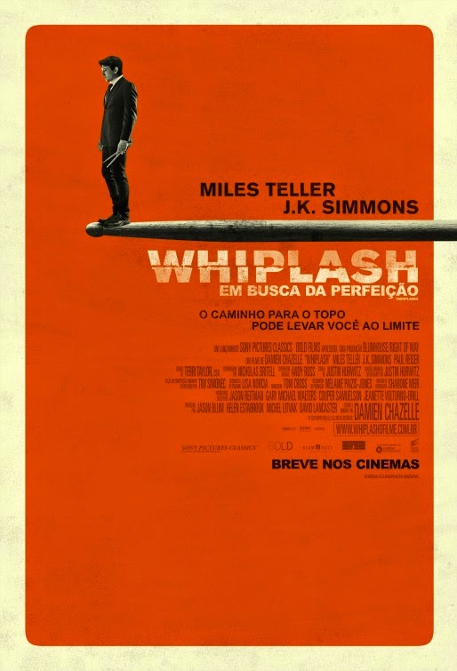 Terflix | Just A Girl Who Loves Movies  |Whiplash Movie Poster